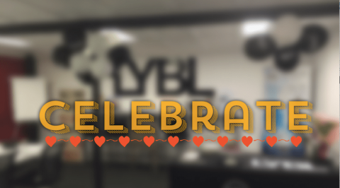 Celebrate the Accomplishments – LYBL